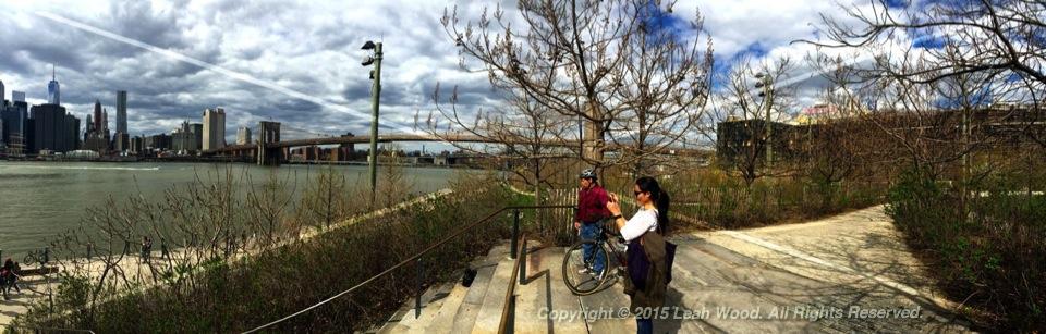 Brooklyn Bridge Parks