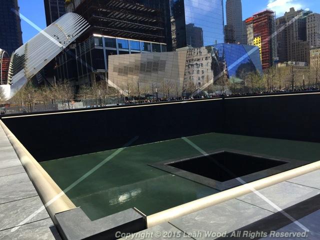 9/11 Memorial North Pool