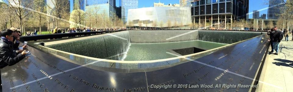 9/11 Memorial South Pool