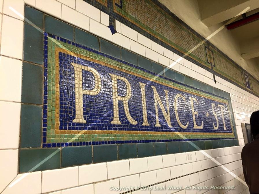 Prince St Subway